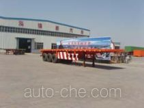 Hongfengtai HFT9380TJZP container carrier vehicle