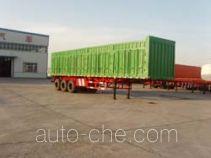 Hongfengtai HFT9390X box body van trailer