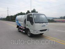 欧曼牌HFV5020ZLJHFCBEV型纯电动自卸式垃圾车