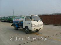 Foton Auman HFV5030TZZBJ biogas system service vehicle
