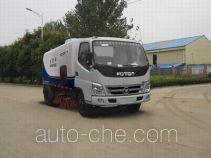 欧曼牌HFV5060TSLBJ4型扫路车