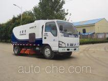 欧曼牌HFV5060TSLQL4型扫路车