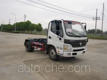 Foton Auman HFV5060ZXXBJ4 detachable body garbage truck