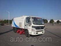 欧曼牌HFV5080TSLBJ5型扫路车