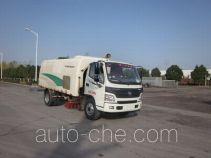 欧曼牌HFV5080TXSBJ4型洗扫车