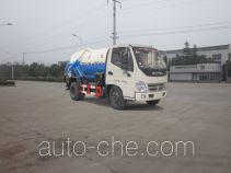 欧曼牌HFV5090GXWBJ4型吸污车