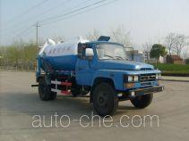 Foton Auman HFV5100GXWEQ sewage suction truck