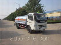 欧曼牌HFV5120GYYBJ4型运油车