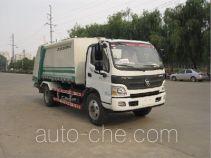 Foton Auman HFV5120ZYSBJ4 garbage compactor truck