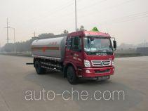 欧曼牌HFV5160GYYBJ4型运油车