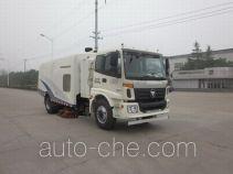 欧曼牌HFV5160TSLBJ4型扫路车