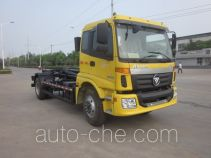 Foton Auman HFV5160ZXXBJ4 detachable body garbage truck