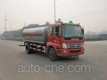 欧曼牌HFV5161GYYBJ4型运油车
