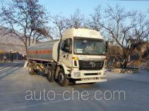 欧曼牌HFV5250GYYBJ4型运油车
