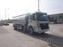 欧曼牌HFV5254GYYBJ4型运油车