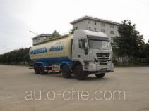 Foton Auman HFV5310GFLCQ4 low-density bulk powder transport tank truck