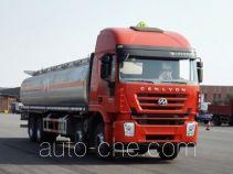 欧曼牌HFV5310GYYCQ4型运油车