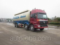 Foton Auman HFV5311GFLBJ4 low-density bulk powder transport tank truck