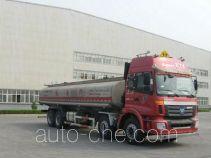 欧曼牌HFV5311GYYBJ4型运油车