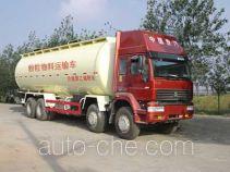 欧曼牌HFV5312GFLZZ型粉粒物料运输车