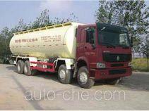 欧曼牌HFV5312GFLZZA型粉粒物料运输车