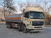 欧曼牌HFV5312GYYBJ4型运油车