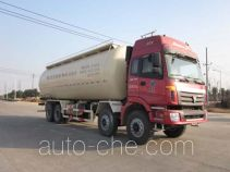Foton Auman HFV5313GFLBJ low-density bulk powder transport tank truck