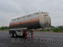 Foton Auman HFV9351GYYA aluminium oil tank trailer