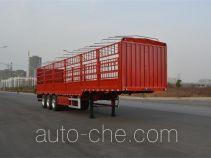 欧曼牌HFV9400CCY型仓栅式运输半挂车