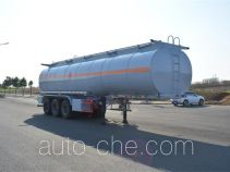 Foton Auman HFV9401GRY flammable liquid tank trailer