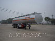 Foton Auman HFV9401GYY oil tank trailer