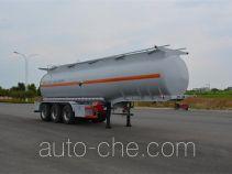 Foton Auman HFV9402GFW corrosive materials transport tank trailer