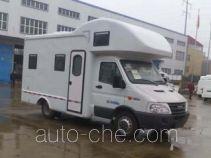 富园牌HFY5040XLJC型旅居车