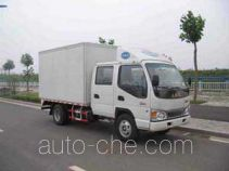Fuyuan HFY5040XXYWT2R mobile stage van truck