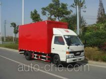 Fuyuan HFY5043XWT mobile stage van truck