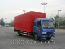 Fuyuan HFY5121XWT mobile stage van truck