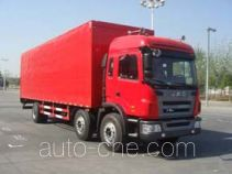 Fuyuan HFY5160XWT mobile stage van truck