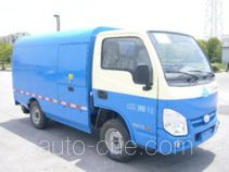Huguang HG5025XTYBEV electric sealed garbage container truck