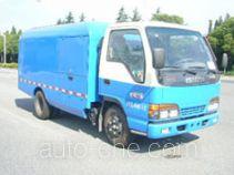 沪光牌HG5040XTY型密闭式桶装垃圾车