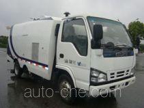 沪光牌HG5076TXC型吸尘车