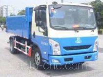 沪光牌HG5078ZXL型厢式垃圾车