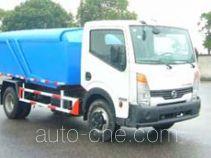 沪光牌HG5080ZLJ型自卸式垃圾车