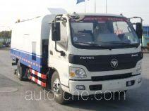 沪光牌HG5081TXC型吸尘车