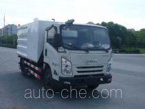 沪光牌HG5083TXC型吸尘车