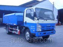 沪光牌HG5105ZLJ型自卸式垃圾车