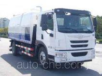 沪光牌HG5162TXC型吸尘车