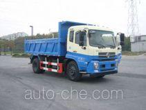 沪光牌HG5162ZLJ型自卸式垃圾车