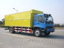 Huguang HG5163XYK wing van truck
