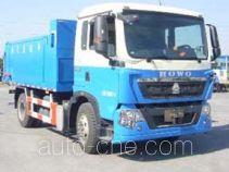Huguang HG5167ZXL garbage truck