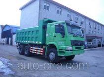 沪光牌HG5255ZLJ型自卸式垃圾车